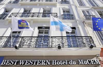 Hôtel Best Western du MuCEM