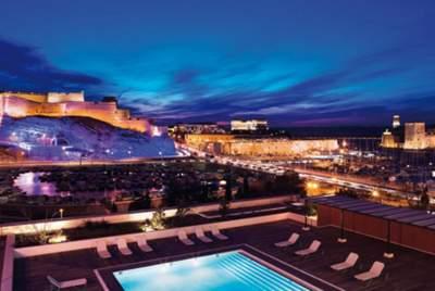 Hôtel Radisson Blu Marseille Vieux Port