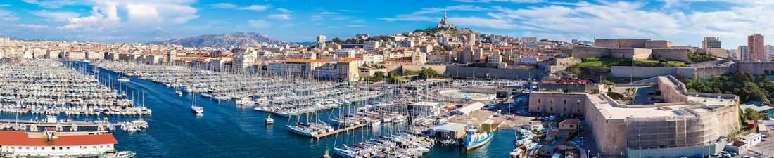 Vieux Port de Marseille France