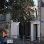 Un homme armé d'un couteau arrêté devant une école juive de Marseille